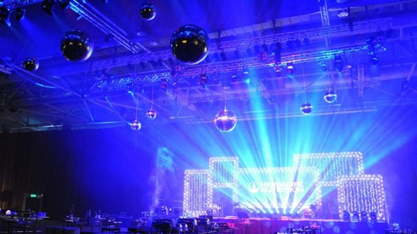 Pro Events' audio visual services and equipment are exceptional